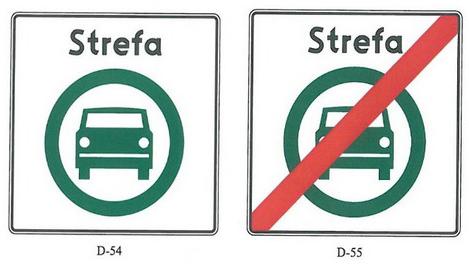 В Польше изменились некоторые правила дорожного движения