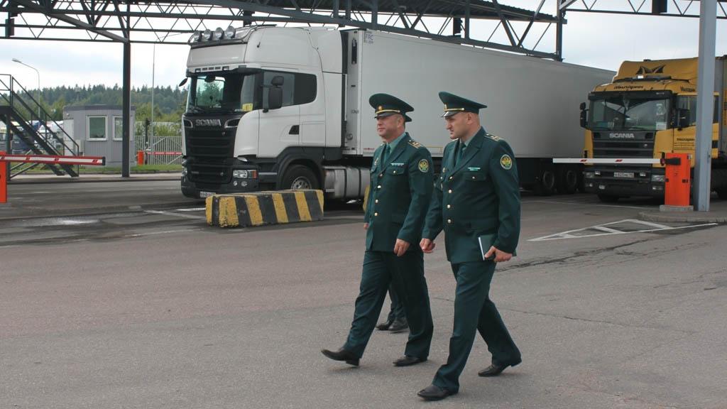 Таможня в России будет сама проводить фитосанитарный и ветеринарный контроль в автомобильных пунктах пропуска