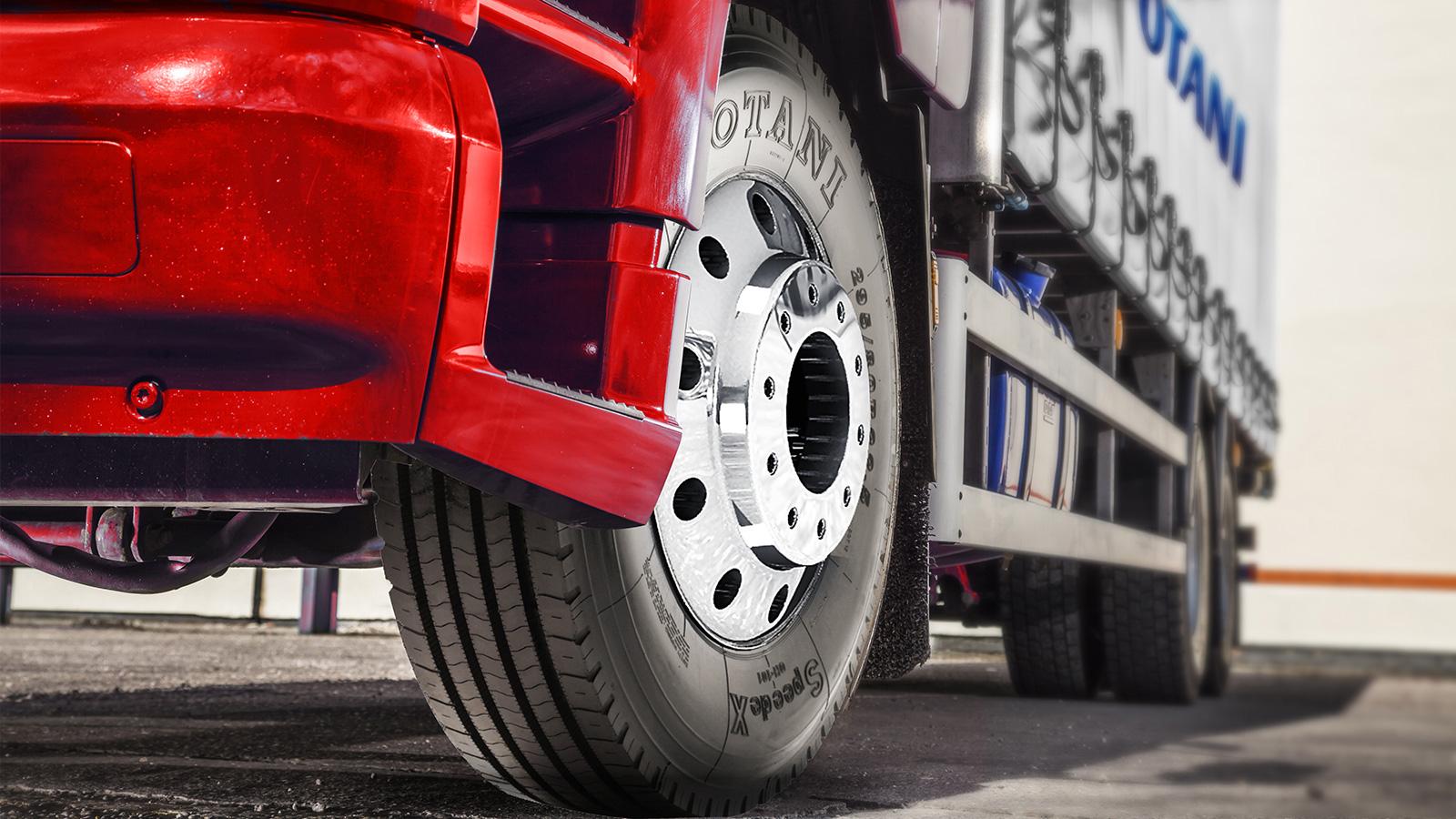 Почему во всем мире покупают шины OTANI?