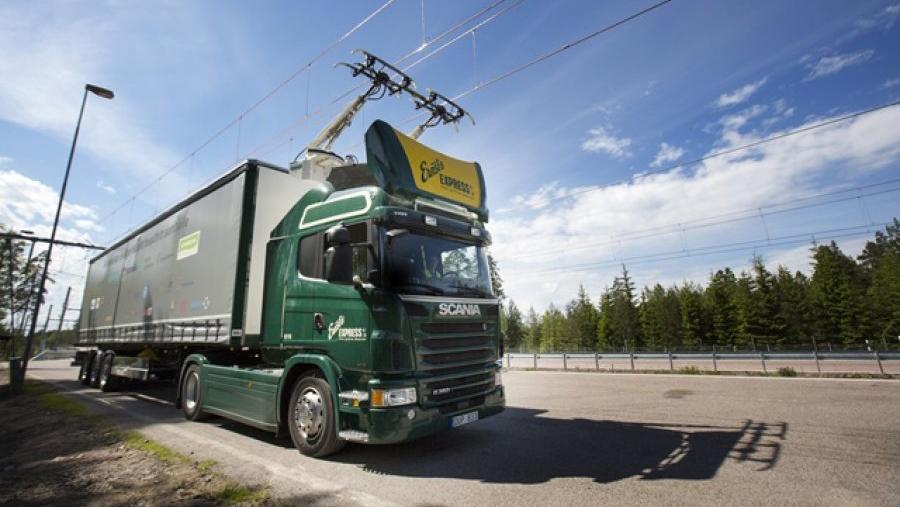 В Германии открылся маршрут для электродизельных тягачей