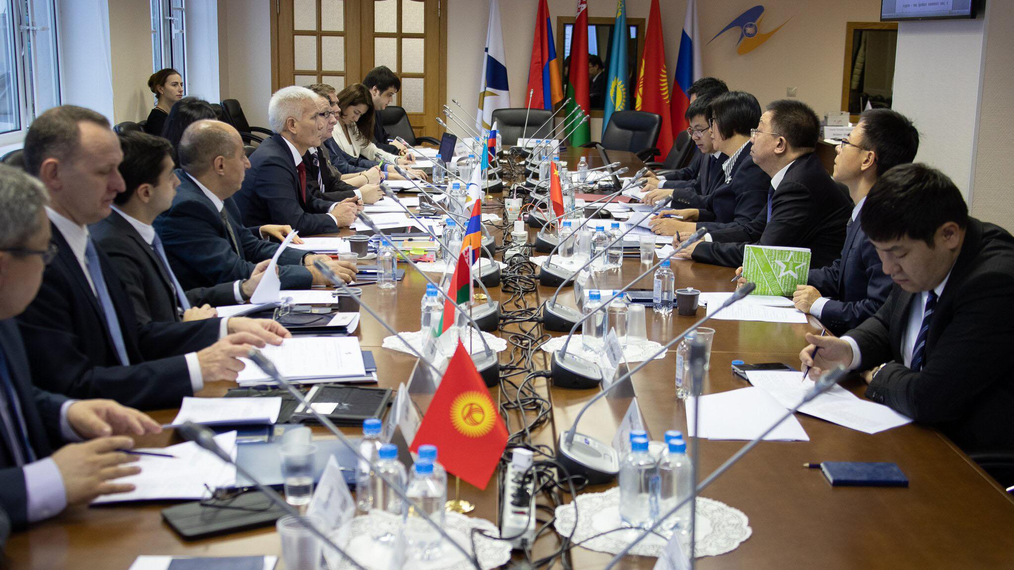 Полномочия Совета ЕЭК в сфере прослеживаемости товаров расширены