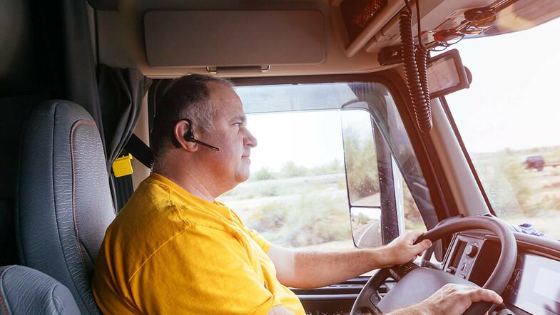 В Германии нехватка водителей-дальнобойщиков, но гастарбайтеров СНГ звать не торопятся