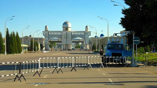 Казахстан. О реконструкции пункта пропуска «Б. Конысбаева» (39855510) на казахстанско-узбекской границе