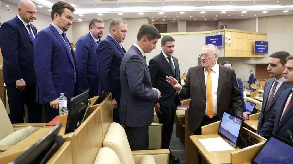 Законопроект о страховании ответственности грузоперевозчиков прошел первое чтение в России