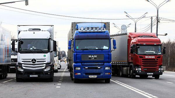 Российские перевозчики хотят смягчения условий транзита по Беларуси