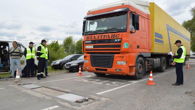 На дорогах заработают 40 новых стационарных весовых комплексов для грузовых автомобилей