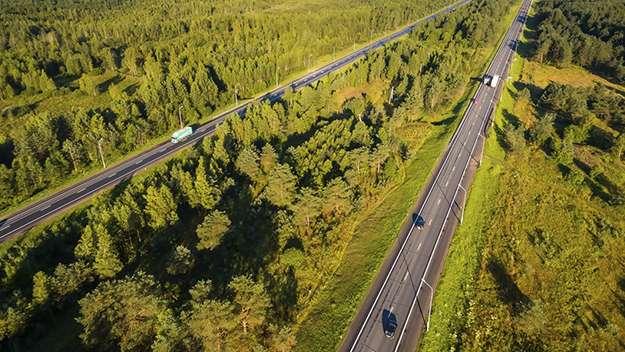 На трассе Р-21 Кола в Ленинградской области будет перекрыто движение