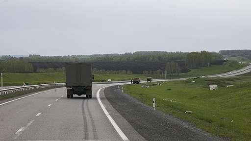 Водитель, и 2 пассажира погибли в аварии на автомагистрали Р-255 «Сибирь»