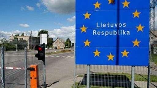 Грузопоток на границе Беларусь-Литва увеличился на 6% за первое полугодие