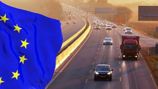Европа поставила цель - декарбонизация грузоперевозок