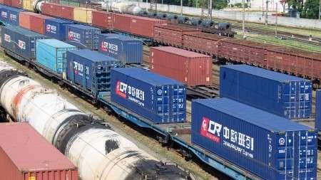 Перегруженность ж/д сервисов наблюдается на пути из Китая в Европу