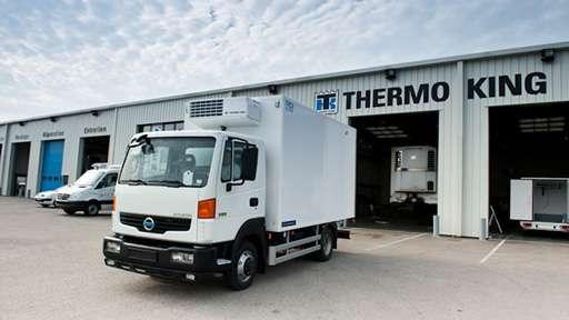 В Европе появились рефрижераторы будущего для грузового автотранспорта