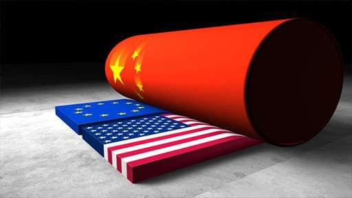 Новый виток противостояния США и ЕС против Китая, на фоне принятия закона о национальной безопасности Гонконга