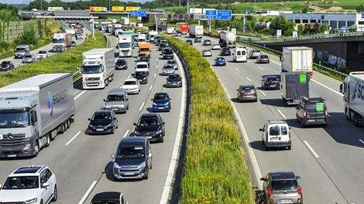 Германия борется за экологию, посредством увеличения дорожных сборов