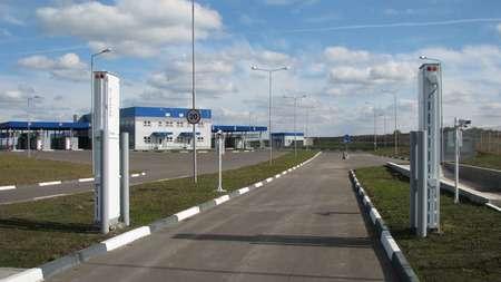 В пропускном пункте «Бугристое» (РФ) действуют ограничения на передвижение транспорта