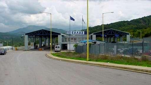 При пересечении границы Греции дальнобойщики обязаны пройти регистрацию