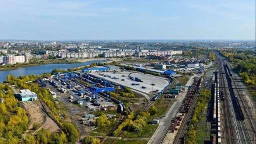 Под Новосибирском создадут логистические центры