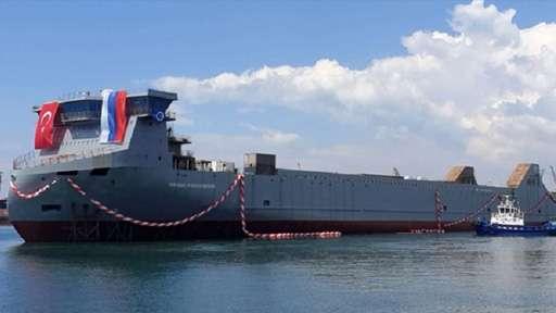 Судопроизводство в Архангельске ввело в эксплуатацию танкер нового типа
