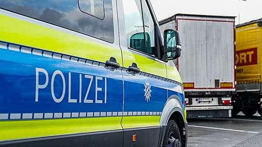 В Германии задержан дальнобойщик, гражданин Украины