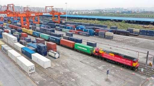 Запущены поставки экспортных товаров из Чунцина в Европу
