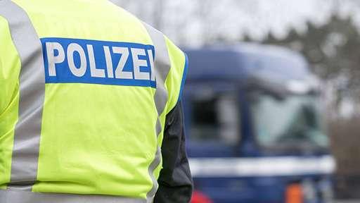 Псевдополицейские ограбили грузоперевозчика в Германии