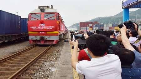 Железнодорожные грузоперевозки между Китаем и Европой будут проходить в новом формате