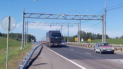 В России запускают сервис весогабаритного контроля