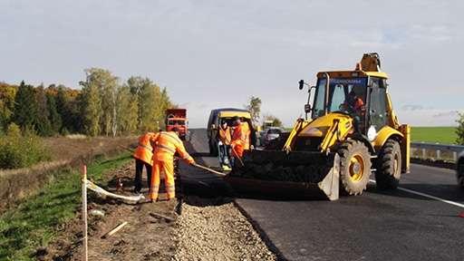 Назначены подрядчики для постройки семи этапов дорог Москва-Казань