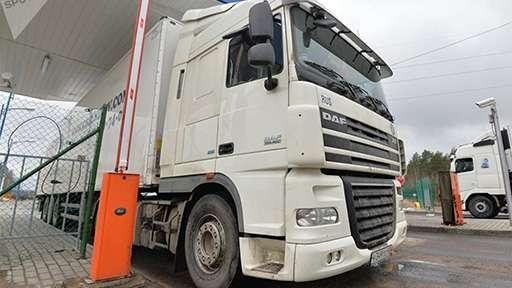 3 тонны рыбного сырья было задержано на границе РФ и Украины