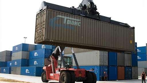 Global Ports обновляет доковое оборудование в терминалах Финляндии