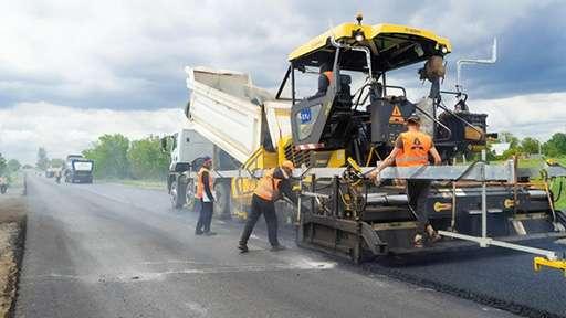 «Укравтодор» планирует завершить работы на трассе Н-23