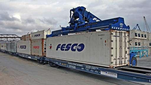 FESCO запустила интермодальные перевозки из Дальнего Востока в Китай