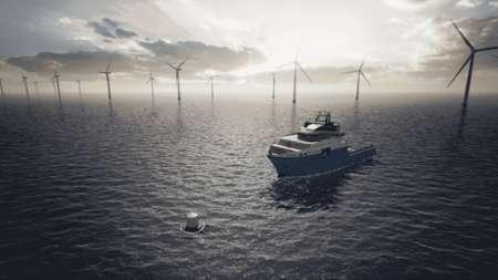 Maersk представил новую разработку: многофункциональный зарядный буй