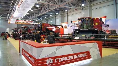 К концу года «Гомсельмаш» намерен увеличить объемы поставок на 5%