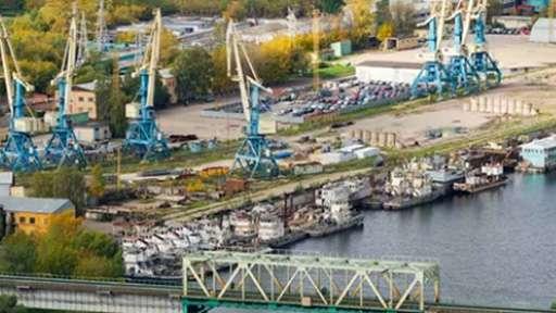 В Киевском речном порту восстановлена деятельность пропускного пункта