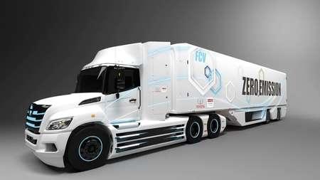 Toyota и Hino преступили к созданию экологически чистого грузовика