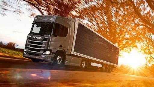 Scania создаст прицеп на солнечных батареях