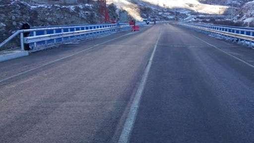 Почти все трассы Северного Кавказа соответствуют нормам