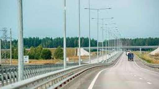 Протяженность скоростных дорог Автодора возросла на 200 км
