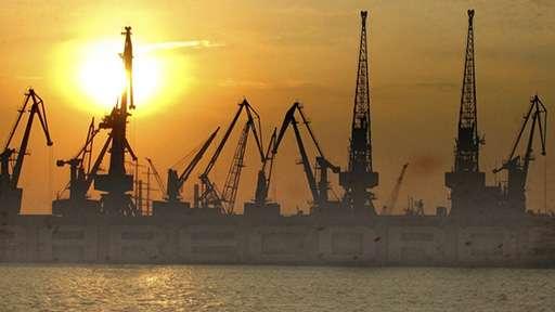 В портах РФ будет запрещена открытая подача угля и других вредных грузов