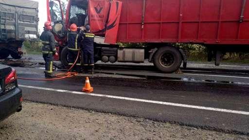 На трассе Одесса – Новоазовск произошло серьезное ДТП