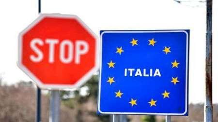 В Италии ввели новые правила въезда из-за вспышки коронавируса