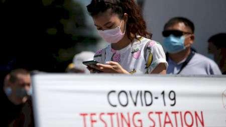 Казахстан вводит требование наналичие уводителей справки оПЦР тесте наCOVID-19