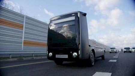 Российский битопливный беспилотник протестировали наЦентральной кольцевой автомобильной дороге