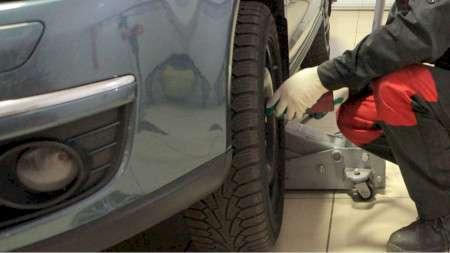 С1декабря вБеларуси начнут штрафовать залетние шины наколесах