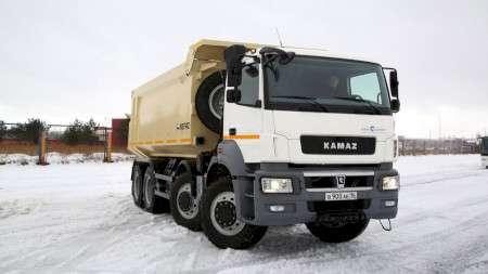 «Камаз» предлагает грузовую спецавтотехнику варенду