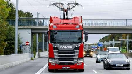 Бензиновые идизельные грузовики уйдут срынкаЕС к2040 году