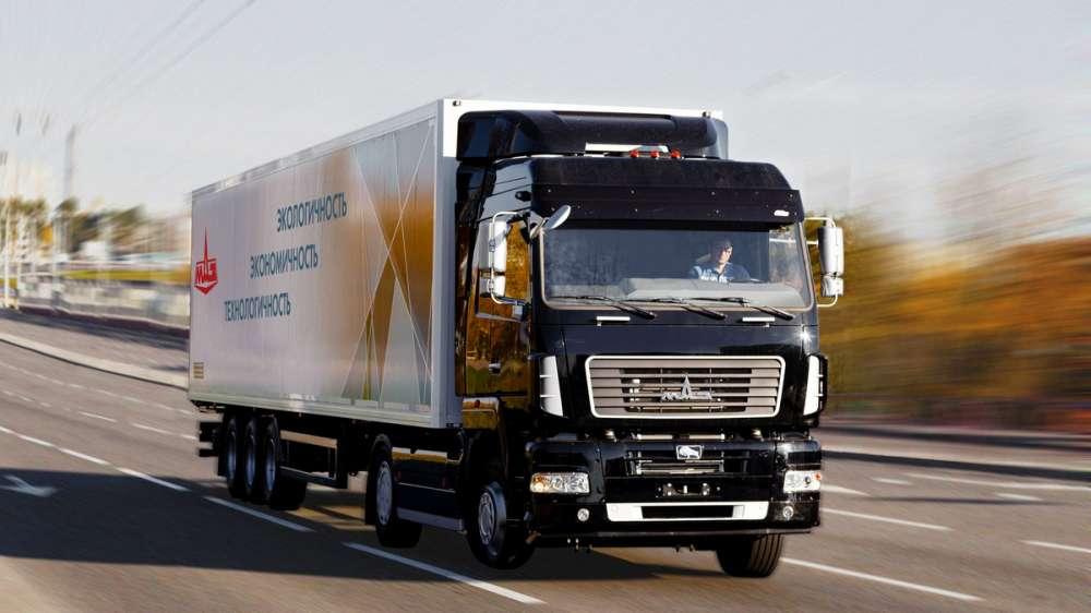 В России рынок новых грузовых автомобилейв январе 2021 упал на15,9%