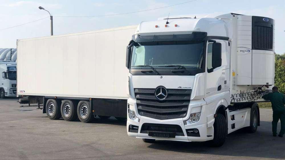 В Венгриииностранные грузовики теперь автоматически переводят в низшую экологическую категорию, если не доказано обратное
