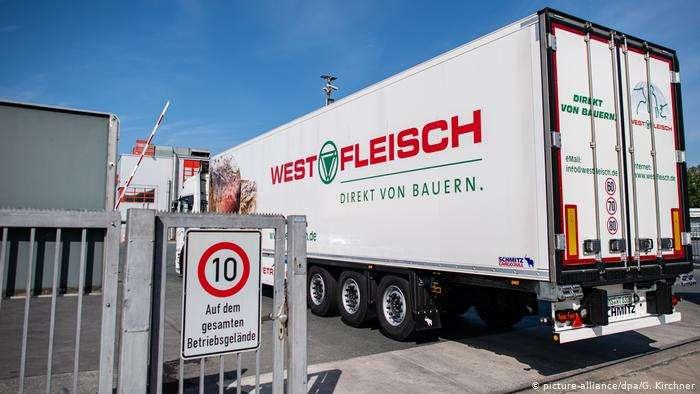 Какие ограничения для грузовиков действуют в Германии в летний период
